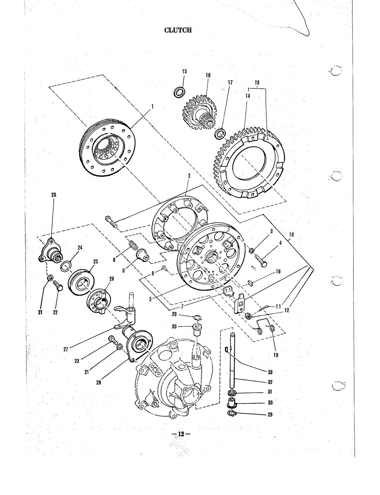 Subaru 360 Sambar Parts 12 Littlecartrader Little Car Trader Differential Diagram